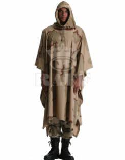 Military Poncho / 1056