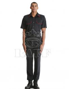 Short Sleeve Police Uniform / 2010