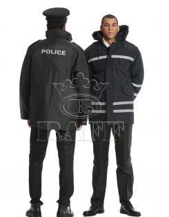 Police Coat / 2025