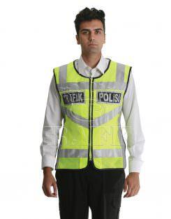 Police Vest / 2035