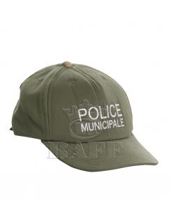 Police Hat / 9068